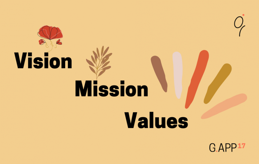 Vision, Mission, Values