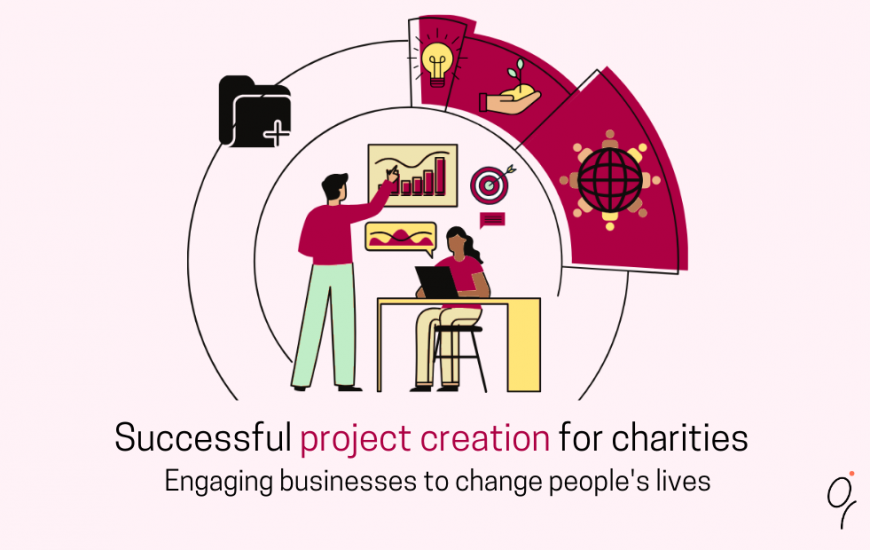 G.APP17 - Successful project creation for charities