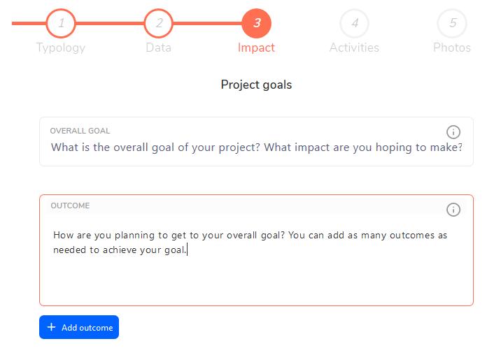 G.APP17 project goals
