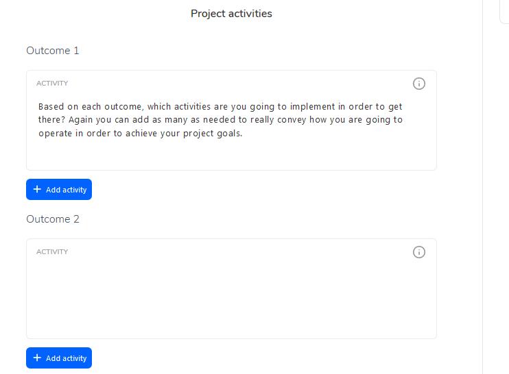G.APP17 project activities