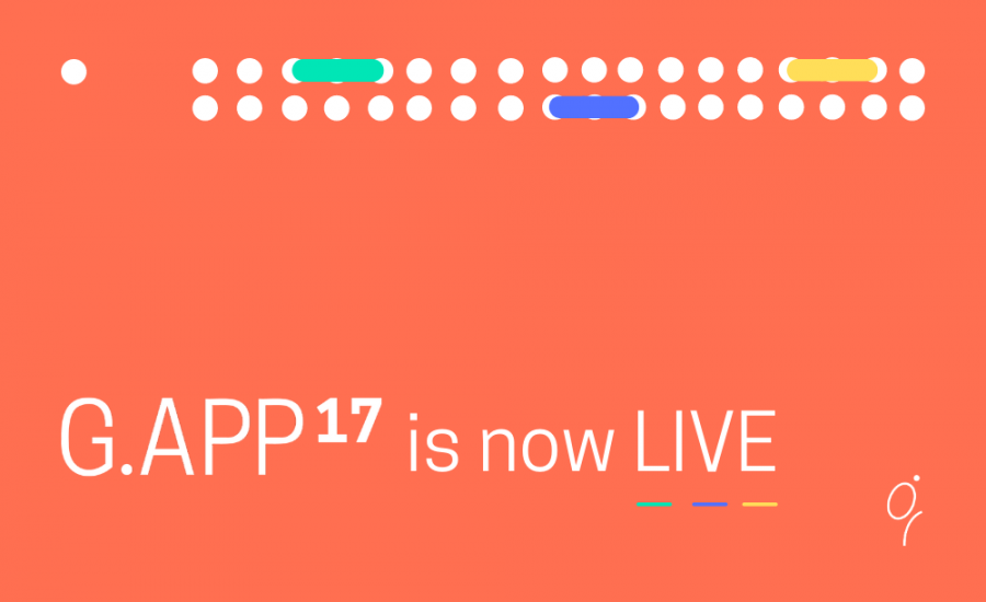 Launching G.APP17