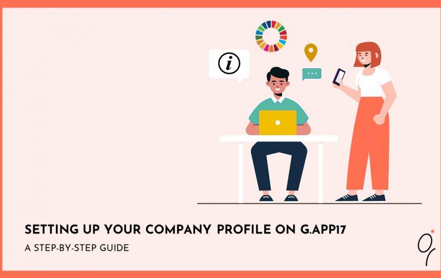 Company profile on G.APP17