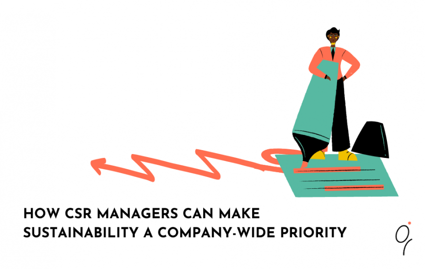CSR Managers & Sustainability